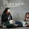 """Logo El brutal aumento de la pobreza en nuestro país. Ana Rameri """"Una cartografía del hambre y la miseria"""