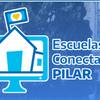 Logo Escuelas conectadas Pilar, acceder a las secuencias pedagógicas impresas en forma gratuita