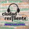 Logo Programa 98 Ciudad Resiliente - Toma de Guernica y Reclamo salarial en Hosp. Garrahan 31/10/2020