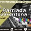 Logo Entrevista a Elena Montiel  - La Barriada en Cuarentena - Fm La Barriada 98.9