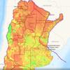 Logo El CONICET elaboró un mapa que revela el nivel de calidad de vida en los distintos distritos del paí