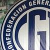 Logo CGT : Paro activo Nacional.
