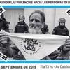 Logo 2ª Jornada de Repudio y Visivilización a las Violencias Hacia Personas en Situación de Calle