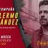 Logo  Guillermo Fernández, cantante y compositor de Tangos, estuvo en Café Mocca por Radio Caput