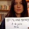 Logo Entrevista a Malena Pichot sobre #NiUnaMenos