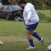 Logo Colocamos al sobrino de Waldemar en el fútbol del Salvador.