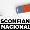"""Logo Pablo Baqué: """"Desconfianza nacional"""""""