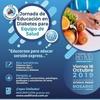 Logo Jornada de Educación en Diabetes para Equipo de Salud