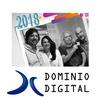 Logo Dominio Digital hablando sobre Wikipedia