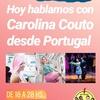 Logo Entrevista telefónica a Carolina Couto, bailarina de tango desde Portugal