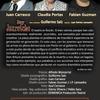Logo SOY JAURETCHE con  JUAN CARRASCO, CLAUDIA PORTAS y FABIAN GUZMAN. LIBRO Y DIRECCION: GUILLERMO SALZ
