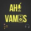 """Logo Ahí Vamos - Una nueva emisión de """"Historias de Diván"""""""