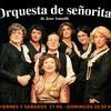 Logo Orquesta de señoritas - recomendación de Victor Hugo Morales