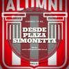 Logo DESDE PLAZA SIMONETTA - 5° Programa - Segunda Temporada