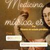 """Logo Medicna música es """"El corazón, su simbología en tiempos modernos"""""""