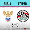 Logo Gol de Rusia: Rusia 3 - Egipto 0 - Relato de @radiozenit