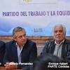 Logo Enrique Asbert, describe a su amigo Alberto Fernandez y la importancia de su candidatura