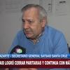 Logo Entrevista a Roberto Lazarte, Secretario General de la Seccional Santa Cruz del SATSAID