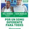 Logo Daniel Mereles y Juan Barbato en Radio Cìtrica 15/12/2017