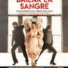 """Logo """"BAILAR LA SANGRE"""", película inspirada en Bodas de Sangre de Federico García Lorca en clave de danza"""