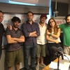 Logo Ariel Pennisi conversando sobre Osvaldo Bayer en Radio Con Vos, con Alejandro Bercovich