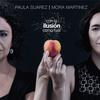 Logo EL Derivario presenta el disco de Paula Suarez y Mora Martínez