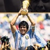 "Logo Maradona por Alejo Paris: ""Diego jugó como vivió"""