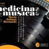 """Logo Medicina música es """"Segundo encuentro junguiano Argentino"""""""