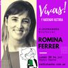 Logo ¡Vivas! y haciendo historia - Episodio 16- Entrevista a Romina Ferrer, ilustradora feminista