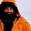 Logo Tomás Di Benedetto: un viaje a la Antártida en el rompehielos ARA Almirante Irizar.