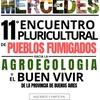 Logo #ZonaUrbana 11° Encuentro Pluricultural de Pueblos Fumigados y Agroecología