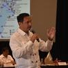 Logo Carlos Gold, presidente de CECHA, explica los nuevos aumentos en naftas y combustibles