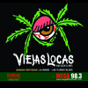 Logo Fachi de Viejas Locas habla en Hangar