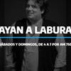 Logo Entrevista a Máximo Reina en Vayan a Laburar