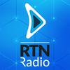 Logo #RTNRadio. 34° ANIVERSARIO DE RADIO Y TELEVISIÓN DEL NEUQUÉN