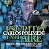 Logo CARLOS POLIMENI preludia ESCRITO EN EL AIRE