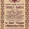 Logo 40 años del Festival del Amor en el Luna Park