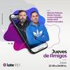 Logo Jueves de Amigos 24/6/2021