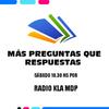 Logo #PaloEterno en MÁS PREGUNTAS QUE RESPUESTAS anticipando el Homenaje a PALO PANDOLFO en el CCK