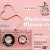 "Logo Medicina música es ""Arteterapia como medio de expresión"""