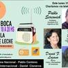 """Logo """"Vamos la copa de leche"""" ((Radio)) programa 115 completo LUNES 31/08/2020"""