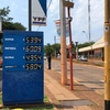 Logo 5 % de aumento en combustibles :Faruk Jalaf Pte.CESANE falta un 15 % todavia para aumentar
