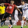 Logo Intro Trasmisión Independiente vs. Santos Nicolás Paul Copa Libertadores.