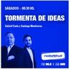 """Logo """"Tormenta de ideas"""" completo 17 JUL 2021 Felix Rodríguez, el Che, Cuba / Berta Valle y Nicaragua"""