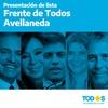 Logo Entrevista a Sabrina Rearte, candidata a segunda concejal por el frente TODOS en Avellaneda