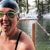 Logo Entrevista a Daiana Ferrer, nadadora de aguas frías y abiertas