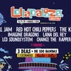 Logo #QueSeaRock: Line up de Lollapalooza 2018
