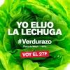 """Logo """"El 27F será una demostración pacífica de las familias agrícolas y la propuesta de una alternati"""