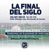 Logo Talleres Soy (Programa completo): 20 años del 5 de julio (Ascenso de Talleres contra Belgrano)