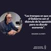 Logo Eduardo Aliverti  Editorial - Marca de Radio - 28/08/2021